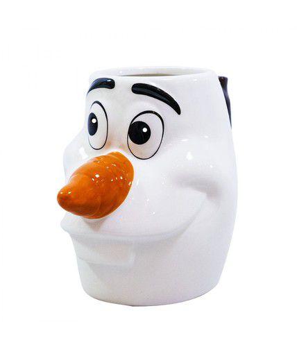 Caneca de Porcelana Olaf Frozen - Disney