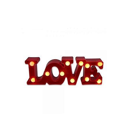Luminária Love LED