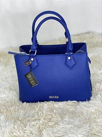 Bolsa Santa Lolla Shopper Azul