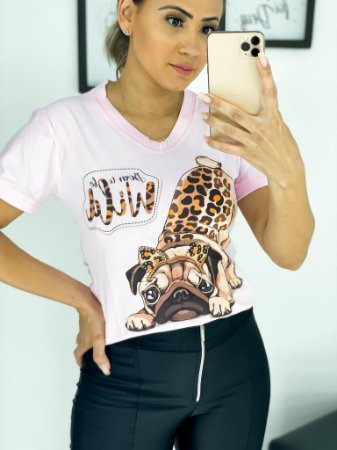 T-Shirt Buldogue