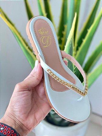 Rasteira Corrente D'Shoes