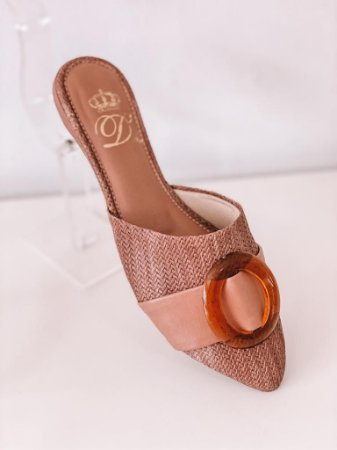 Mule Fivela D'Shoes