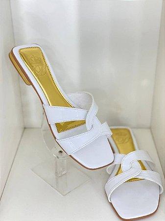 Rasteira Minimalista D'Shoes