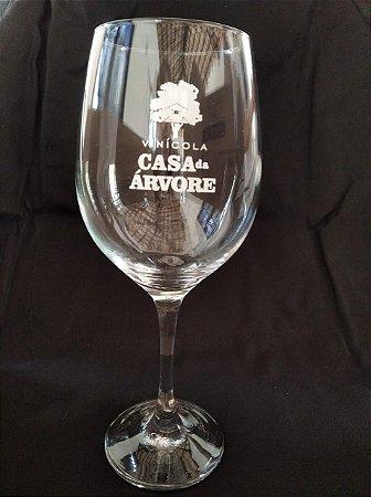 Taça para Vinho Casa da Arvore