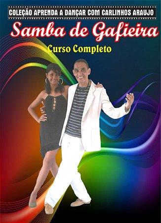 Samba de Gafieira Curso Completo