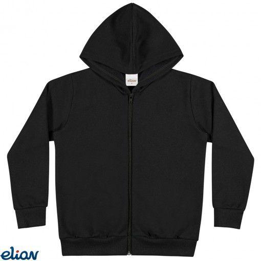 Jaqueta moleton masculina Elian
