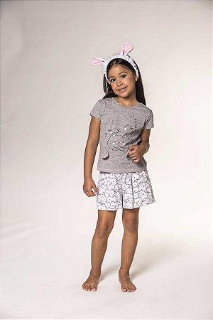 Pijama Feminino Kukie Ref 48064