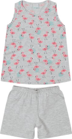 Pijama Feminino Infantil (mãe e filha ) Malwee Ref 83317