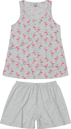 Pijama Feminino Adulto (mãe e filha ) Malwee Ref 83364