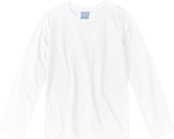 Camiseta Manga LOnga Masculina Malwee Ref 86774