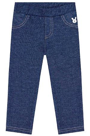 Calça Legging Jeans Feminina Kukie REf 44565