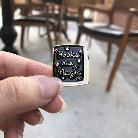Pin Books are Magic