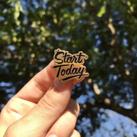 Pin Start Today