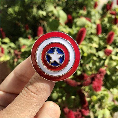 Pin Capitão America