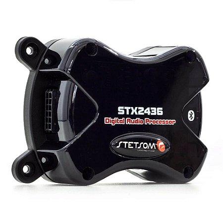 Processador de Áudio Digital Stetsom STX2436 Bluetooth