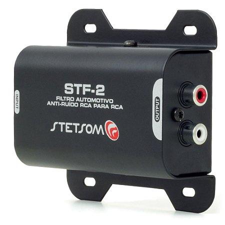 Filtro Automotivo Anti-Ruído para RCA Stetsom STF-2
