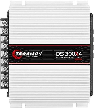 Módulo Amplificador Taramps Ds300x4 300w Rms 4 Canais 2 Ohms