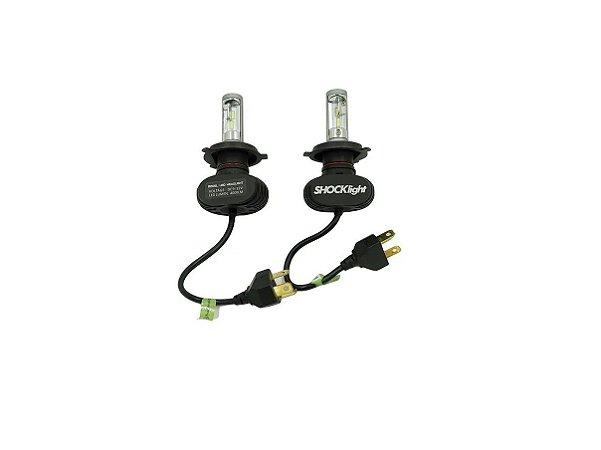 LAMPADA ULTRALED HEADLIGHT Hab4 6000K 50W 12V SLL69006