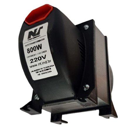 AutoTransformador NT Bivolt 127/220 800W Nt Nordeste