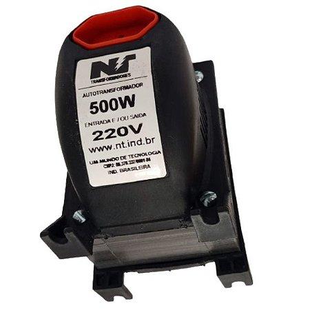 AutoTransformador NT Bivolt 127/220 500w Nt Nordeste