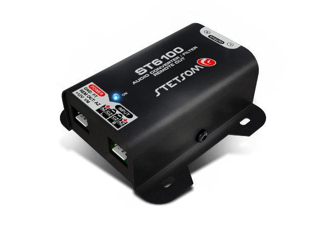 Adaptador Conversor Fio Para Rca Stetsom St6100