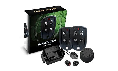 Alarme Automotivo Positron Exact EX360 Universal