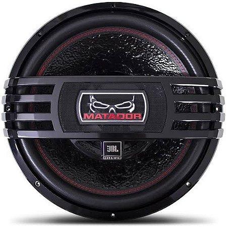 Alto falante Subwoofer 15Pol JBL Matador 15SW20A 600W  Rms  4+4 ohms