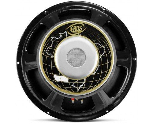 Alto Falante Woofer Eros 12 Polegadas E312 LC 400W Rms 4 ohms