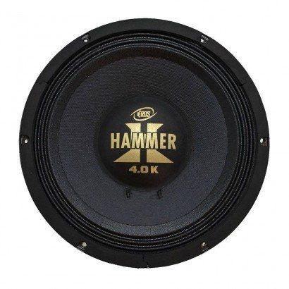 Alto Falante Woofer Eros 12 Polegadas Hammer 4.0k 2000W Rms 8 ohms