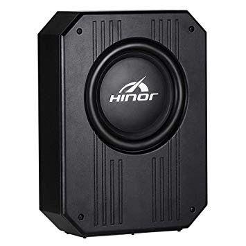 Caixa Amplificada Hinor Active Box Universal Slim 200W RMS