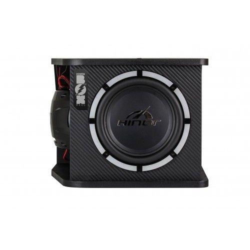 Caixa Automotiva Amplificada Hinor Power Box Dual 800W