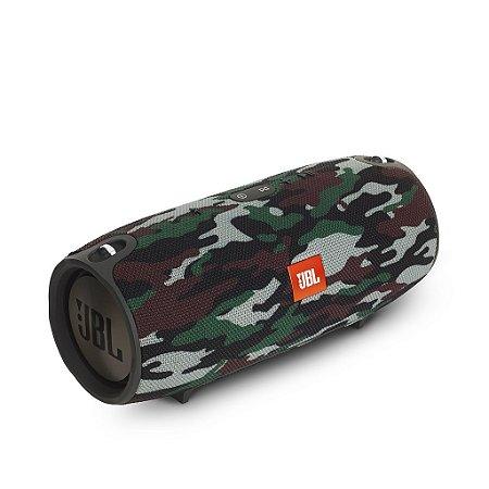 Caixa De Som Jbl Xtreme 40w Portátil Bluetooth Ipx7 Squad