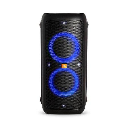 Caixa De Som Portátil Jbl Partybox 200 BLACK com Bluetooth