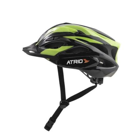 Capacete Ciclismo Bike Mtb Atrio Tamanho G Verde Neon Bi175