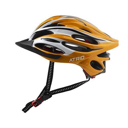Capacete Ciclista Adulto Regulagem Bike Bi123 Atrio Led G