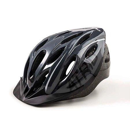 Capacete Ciclista Bicicleta Bike Mtb Atrio Tam. M Led Bi170