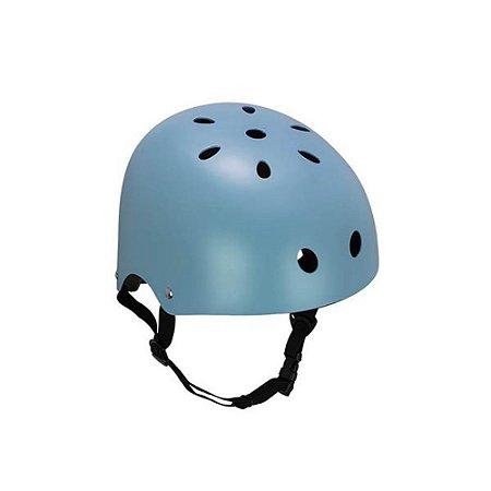 Capacete Coquinho regulativo Atrio Azul Para Skate Patins M