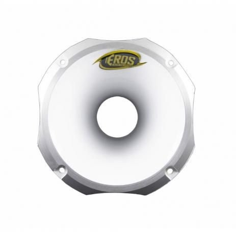 Corneta Eros Alumínio EC 4160 Branco 2 polegadas