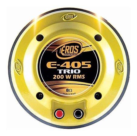 Driver Eros E405 Trio  200W RMS 8 Ohms