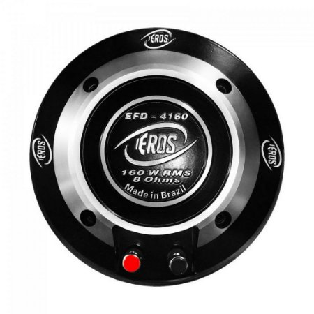 Driver Eros EFD 4160 160W RMS 8 Ohms