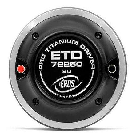 Driver P/ Corneta Eros Titanium Etd-7250 125w Rms 8 Ohms