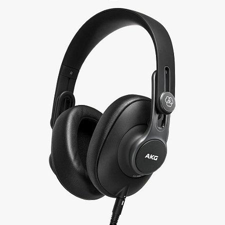 Fone De Ouvido Akg K361 Headphone Fechado Studio K 361