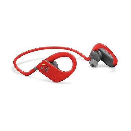 Fone de ouvido Jbl Endurance Dive RED Bluetooth