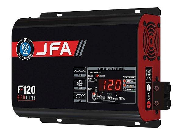 Fonte JFA 120A Redline Bivolt Carga Inteligente F120