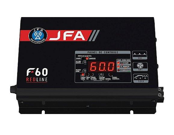 Fonte JFA 60A Redline Bi-Volt Carga Inteligente F60