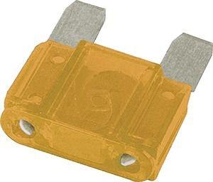 Fusível Lamina Kit Com 10 unidades 5 Amperes