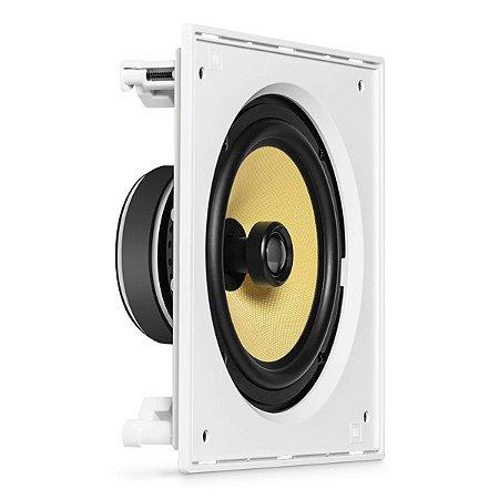 Jbl Ci8s Caixa Acústica De Embutir Quadrada Cone Kevlar