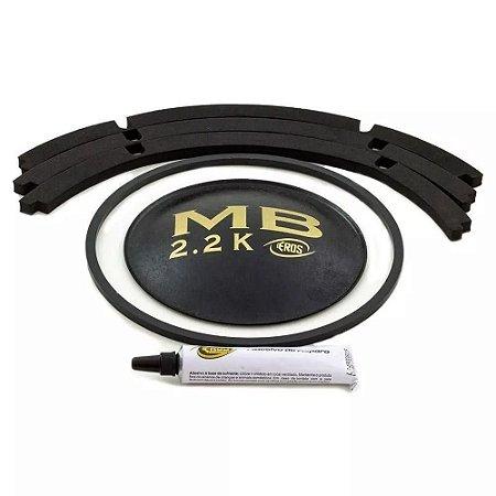 Kit Reparo Alto Falante Eros 12 Pol. MB 2.2K 8 Ohms