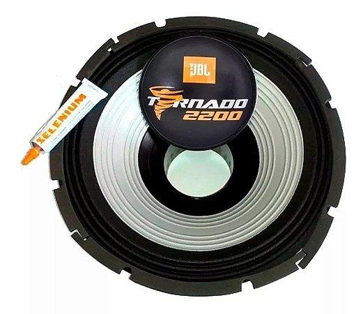 Kit Reparo Tornado Alto Falante Jbl 18swt2200