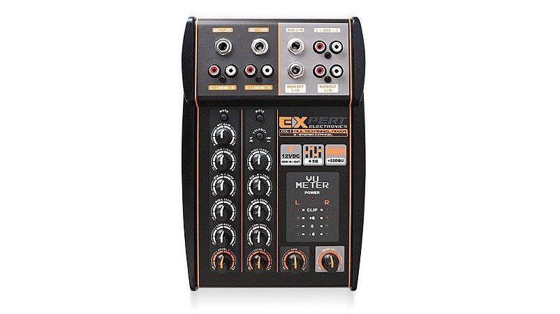 Mesa De Som Automotivo Expert Mx1 12v Stereo